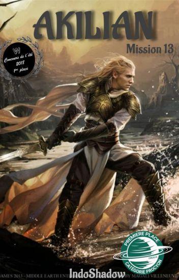 Akilian : Mission 13 [Tome 1]