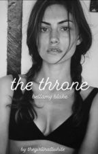 The Throne - Bellamy Blake - Book 1 by thegirlinallwhite