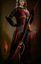 The Gryffindor Chaser by AntonineStrike