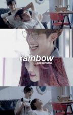 rainbow | dokyeom x yuju by taegomdori