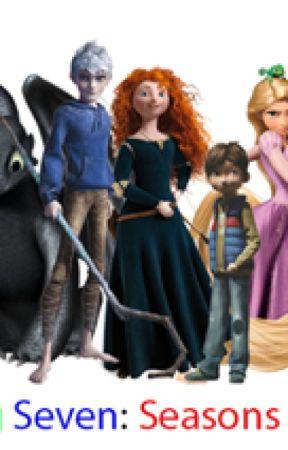 Watching The Big Seven: Seasons Awaken by TriforceDragons