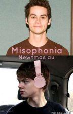 Misophonia - A newtmas AU by cerys2001