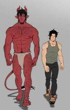 El Demonio y S-13 by xer0s2
