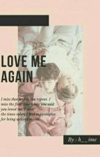 Love me again\Yoonmin by h__ime
