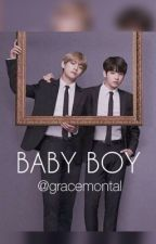 Baby Boy .-vkook by gracemontal