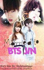Married to BTS Jin by SkylaSantiago