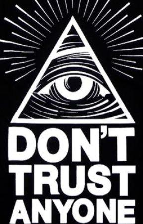 Conspiracy theories  by WarriorDarkTail