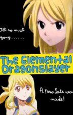 The Elemental Dragonslayer by miisspiie