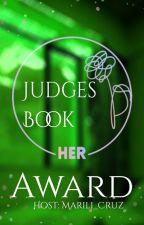Her BTS Awards    JUDGES  by HerBtsAwards
