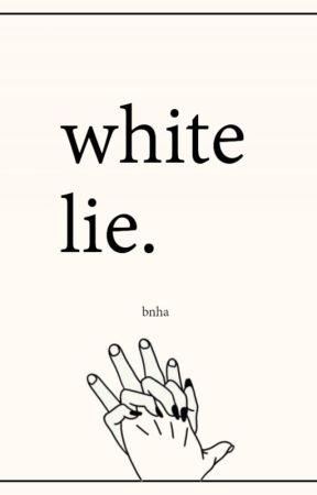 BNHA || white lie by _judas