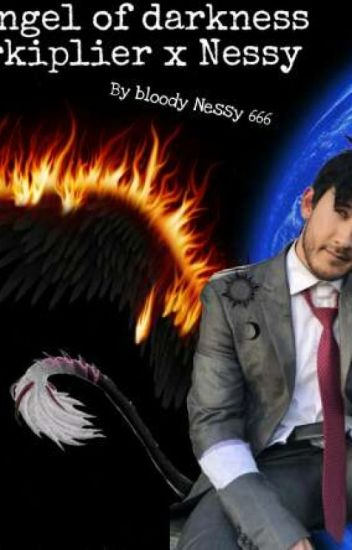 my Angel of darkness  ( markipier x Nessy) - Bloody Nessy