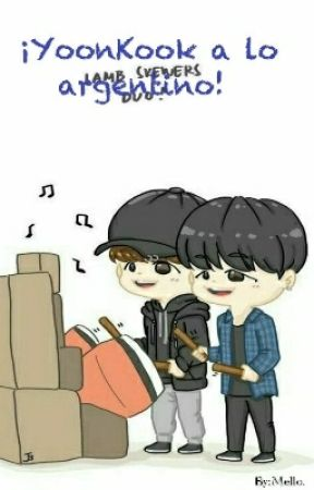 YoonKook a lo argentino  by Jade434