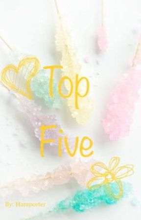 Top fives  by hamporter
