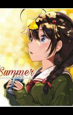 Rain in Summer [BOOK TWO SUMMER HEAT] (BNHA) 《Reader Insert!》 by Lei_1303