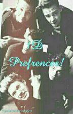 1D Preferences by onedirectionismyl0ve