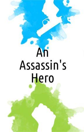 An Assassins Hero by bluefood3