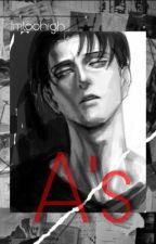 A's (Livaï x OC) AU  by imtoohigh