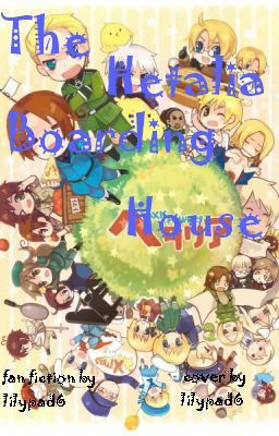 The Hetalia Boarding House