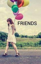FRIENDS by dk_0217