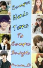 Campus Nerds turns to  Campus Badgirls (Gangsters) by francine_AD