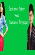 The Campus Badboy meets The Campus Bungangera by MrsDOnutella