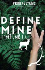 Define Mine (Rewriting) by probablyams