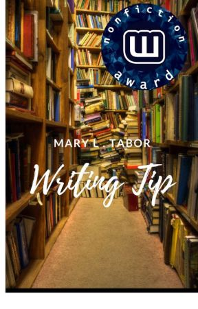 Writing Tip by maryltabor