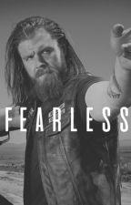 Fearless • {Opie Winston} by -lovethevoid
