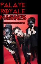 Palaye Royale Imagines by nxrvxxsbrxxkdxwn