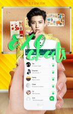 「 EXO CHATS 」 by _keunjin_