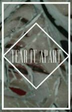 Tear It Apart⇸Finnick Odair [2]  by -hopscotch