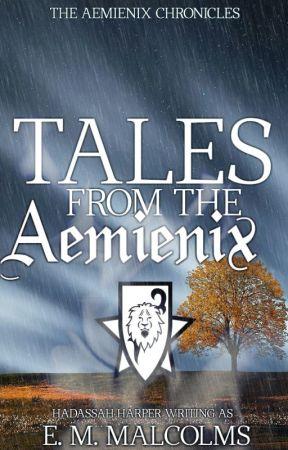 TALES FROM THE AEMIENIX: ANERATHIAN SHORT STORIES by HaddieHarper