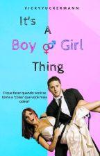 It's a Boy Girl Thing (Vondy) by VickyyUckermann