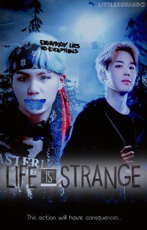 Life is Strange ⏪ yoonmin by littlekuraudo