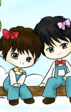 Juntitos (YeWook) (Super Junior) by TintasDeSangre
