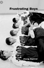 Frustrating Boys |BTS| by Yooniversal-