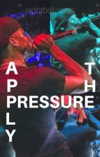 Apply the Pressure (Quando Rondo) COMPLETED by eightballarson