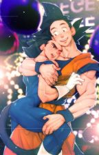 The Secret Door 『 Goku × Vegeta』 by Oriana-Brief