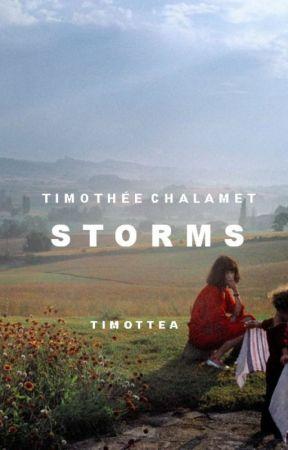 S T O R M S / Timothée Chalamet by timottea