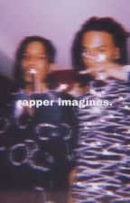 Rappers Imagines by IssaCJ