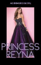 Princess Reyna by MissMusicGirl