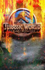 EXTINCTION(Jurassic world boss reader x RWBY) by ICANREAD265