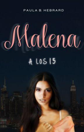 Malena a los 15 by paulabhebrard