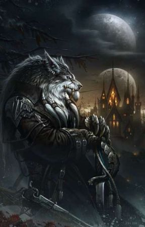 The Hunter, Wolfman (maleXmale) by Bexx916