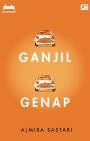 Ganjil Genap by RatuCungpret