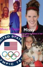 Olympic Champion Sisters? by swimmerforever2016