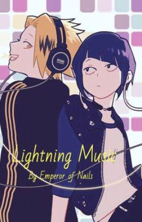 Lightning Music | Denki Kaminari x Kyouka Jirou | My Hero