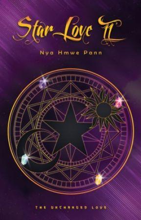 Star Love (II) by NyaHmwePann