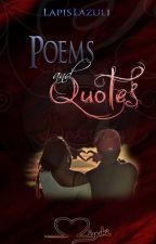 My Poems & Quotes.. <3 by __LapisLazuli__