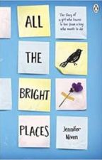 all the bright places, quotes by lauxwinwar